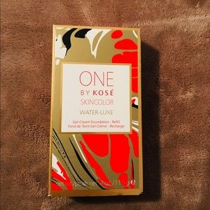 Other - One by kose gel cream foundation